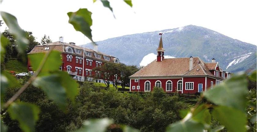 Tyssedal Hotel Odda - dream vacation
