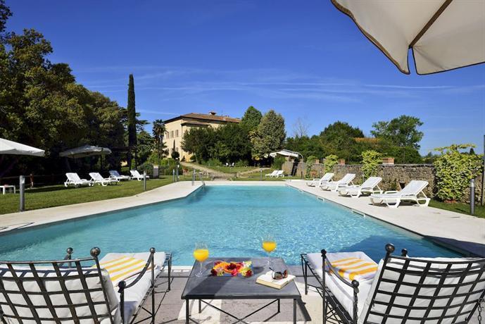 Hotel villa sabolini colle di val d 39 elsa offerte in corso for Piscina olimpia colle telefono