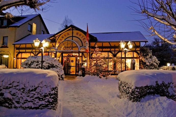 Hotel Restaurant Hansa Mendig