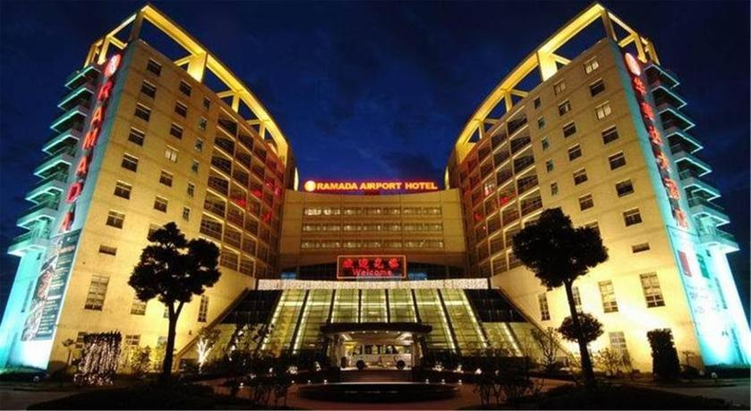 Ramada Plaza Shanghai Pudong Airport - dream vacation