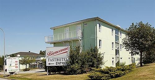 Fasthotel Rouen Barentin - dream vacation