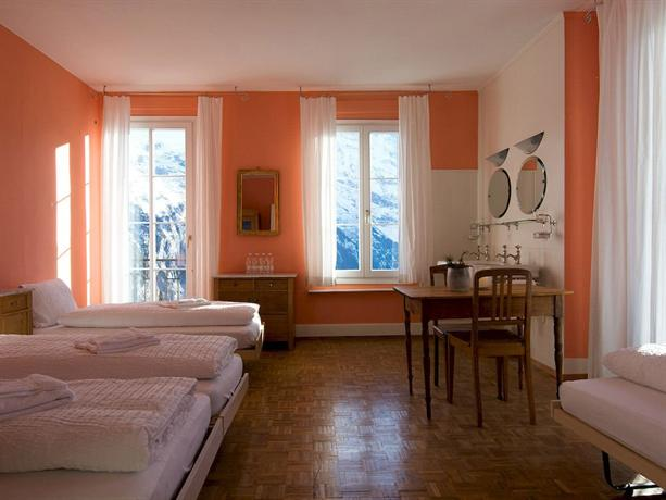 Regina Hotel Murren - dream vacation