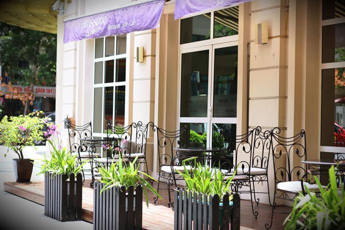 Mercure Hanoi La Gare - dream vacation