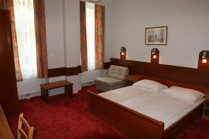 Cheap Hotels in Vienna: Hotel Terminus