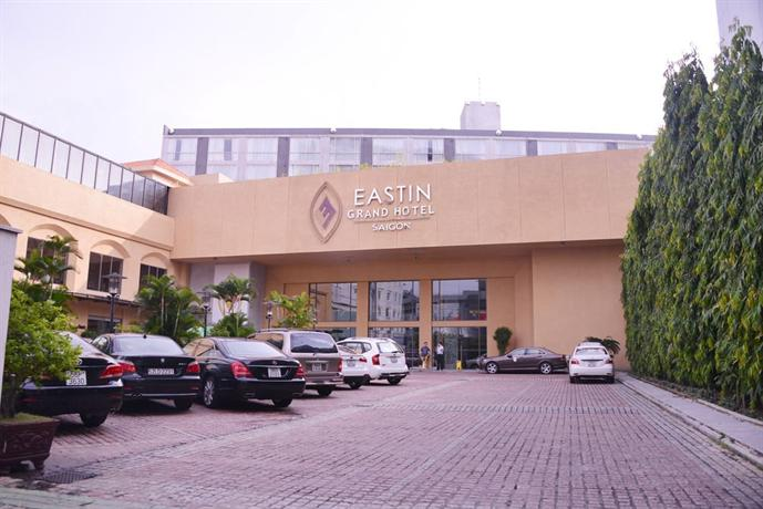 Eastin Grand Hotel Saigon - dream vacation