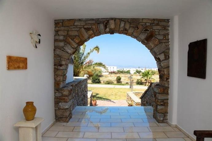 Villa Danai Agia Anna Naxos - dream vacation