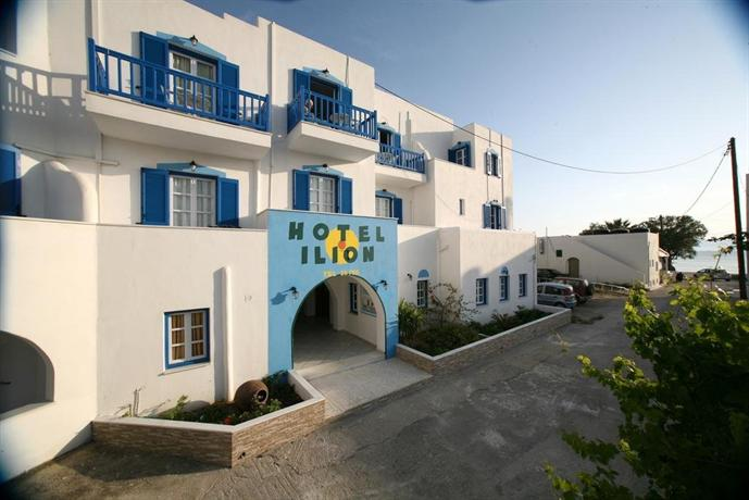 Ilion Hotel Naxos - dream vacation