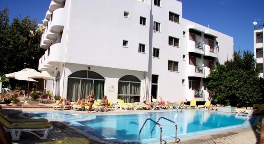 Captains Hotel Kos - dream vacation