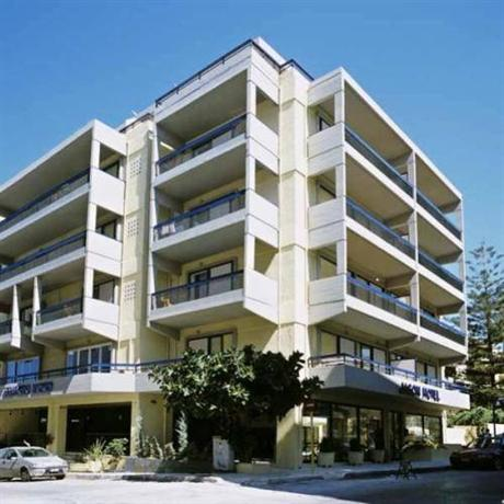Jason Apartments Hotel Rethymno - dream vacation