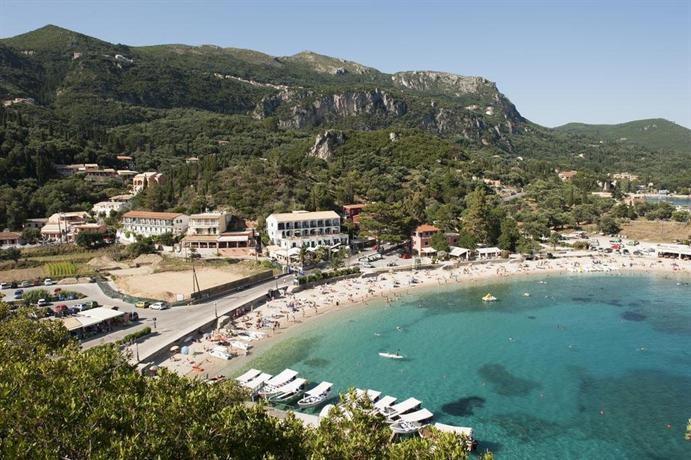Apollon Hotel Paleokastritsa - dream vacation