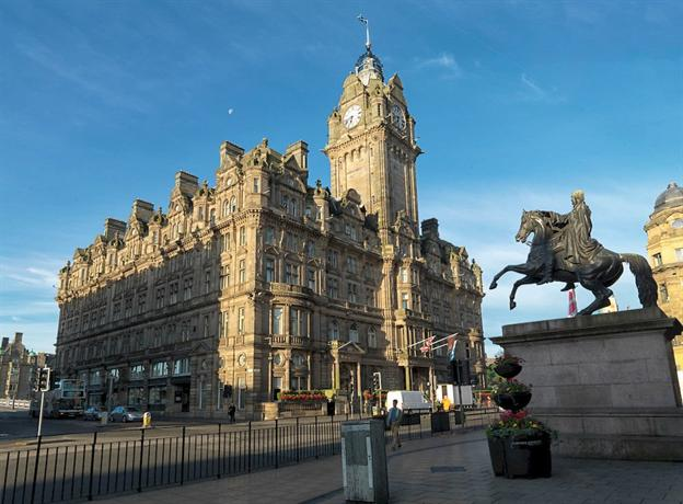 Balmoral Hotel Edinburgh - dream vacation