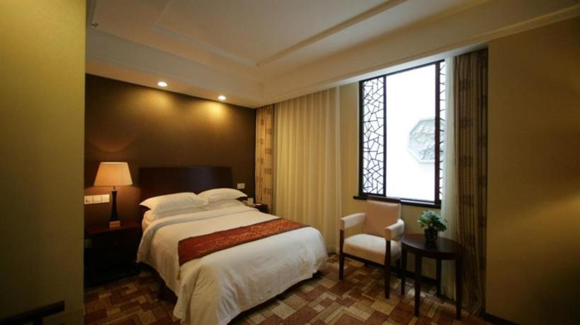 Tianan Rega Hotel Beijing - dream vacation