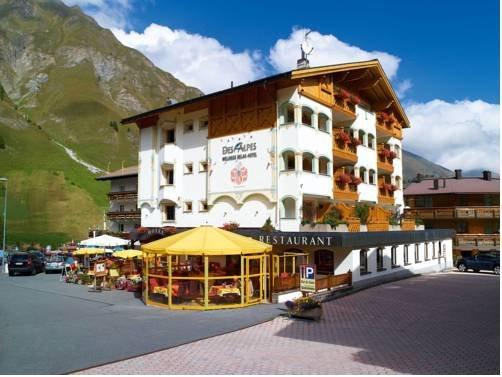 Hotel Des Alpes Samanaun - dream vacation