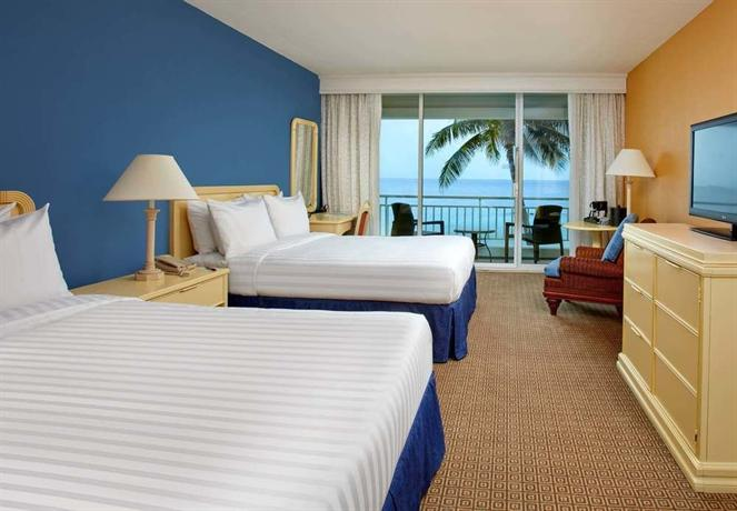 Curacao Marriott Beach Resort & Emerald Casino - dream vacation