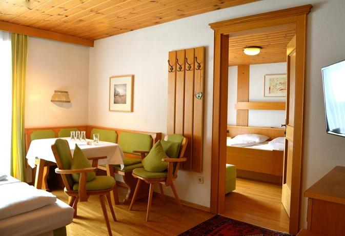 Hotel Alpenrose Galtur Tirol - dream vacation