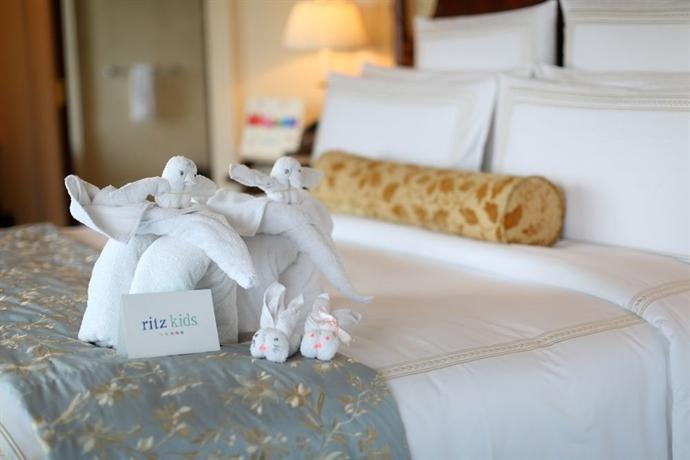 Ritz Carlton Guangzhou - dream vacation