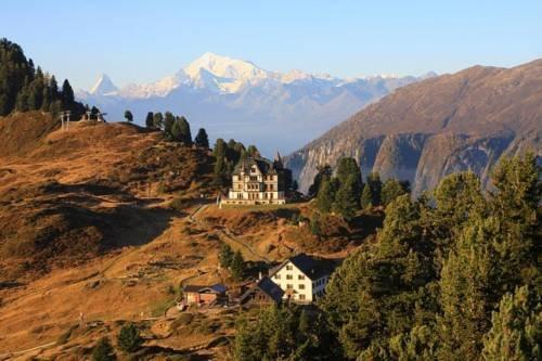 Berghotel Riederfurka - dream vacation