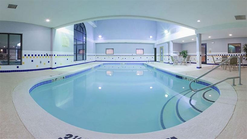 Holiday Inn Express Griffin - dream vacation