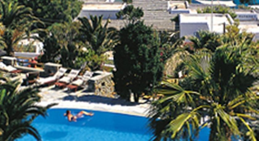 Zephyros Hotel Paraga - dream vacation