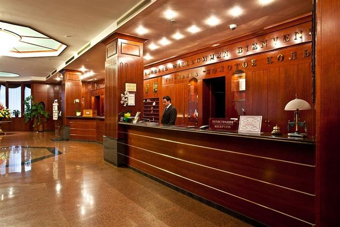 Golden Ring Hotel Moscow - dream vacation