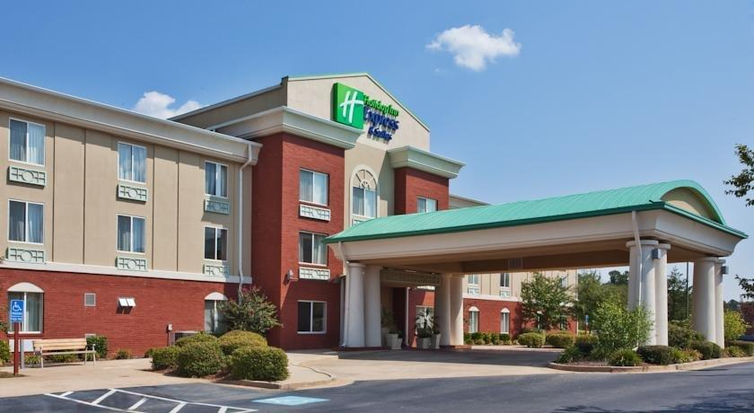 Holiday Inn Express Milledgeville - dream vacation
