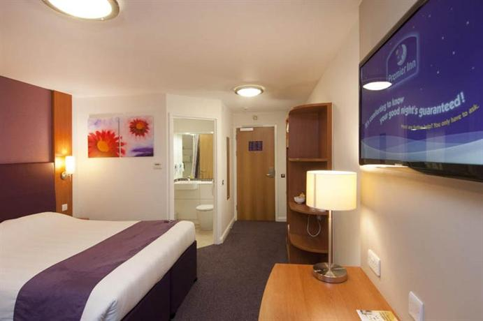 Premier Inn Central North Chester - dream vacation