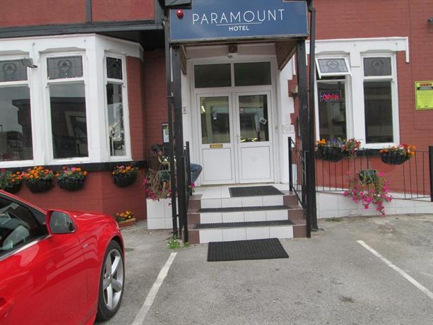 Paramount Hotel Nottingham - dream vacation