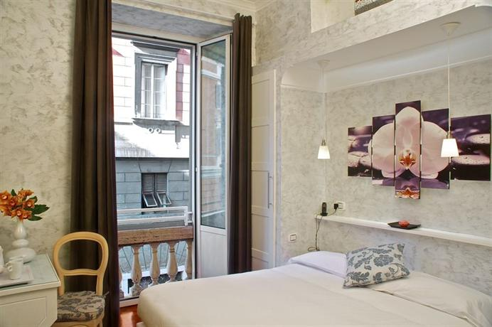 Hotel Italia Rome - dream vacation