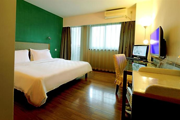 journey express hostel hotel guangzhou