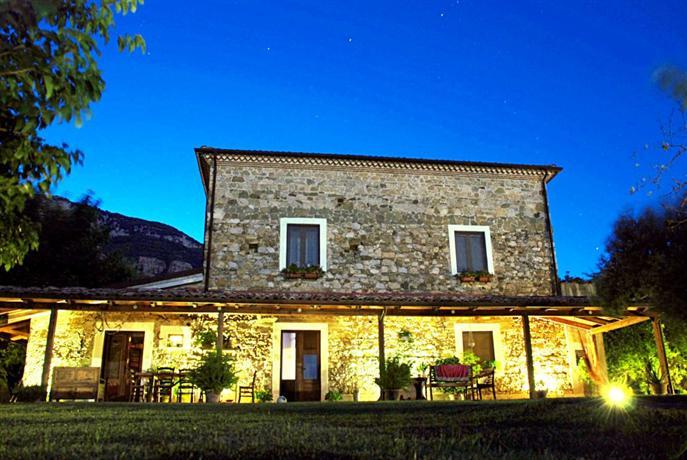 Casale Giancesare Hotel Capaccio - dream vacation