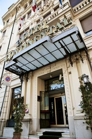Hotel Continental Genova - dream vacation