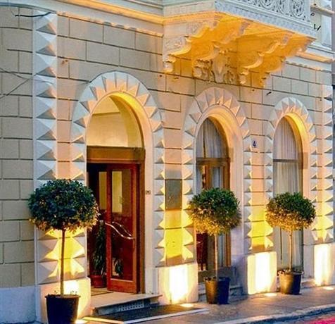 Hotel Raffaello Rome - dream vacation