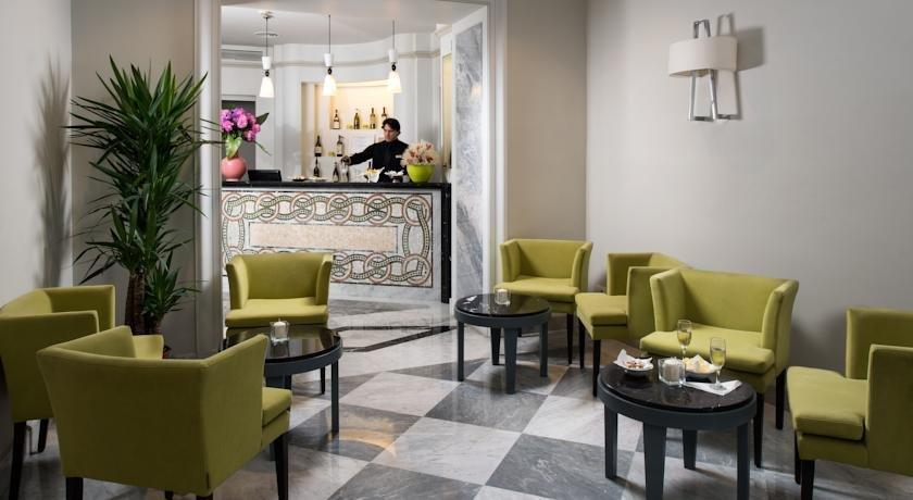 Hotel Imperiale Rome - dream vacation