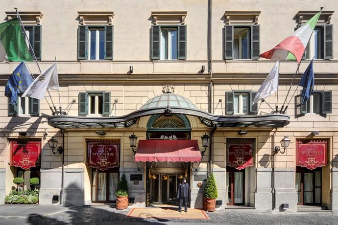 Hotel Splendide Royal - Small Luxury Hotels of the World - dream vacation