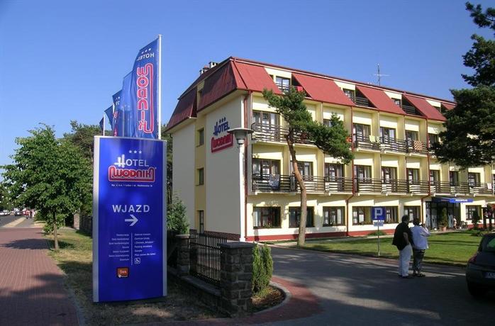 Wodnik Hotel Leba - dream vacation