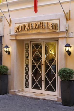 Boutique Hotel Trevi - dream vacation