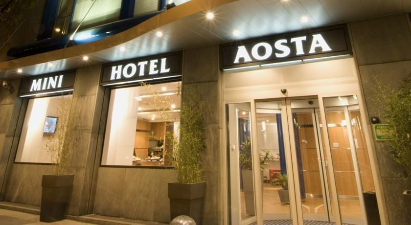 Hotel Aosta - Gruppo MiniHotel - dream vacation