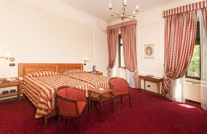 Ambasciatori Palace Hotel - dream vacation