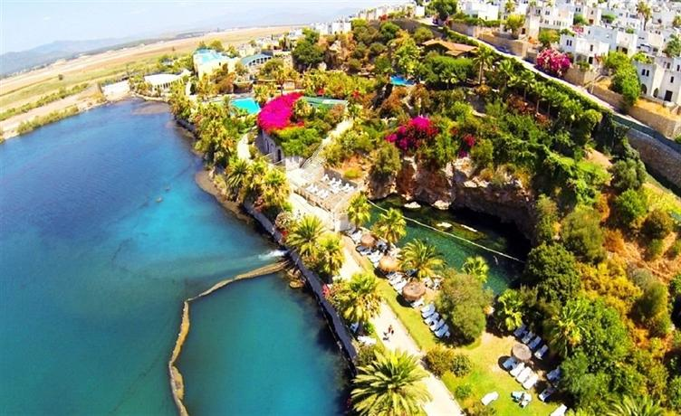 Thermal Resort Hotel ThermeMaris Dalaman - dream vacation