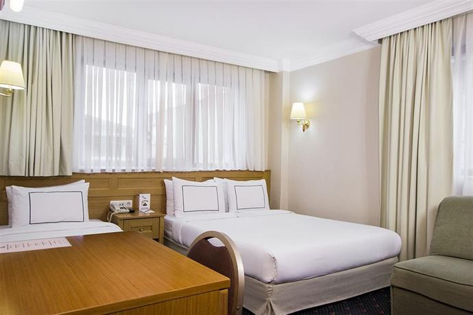 Erboy Hotel - Sirkeci Group - dream vacation