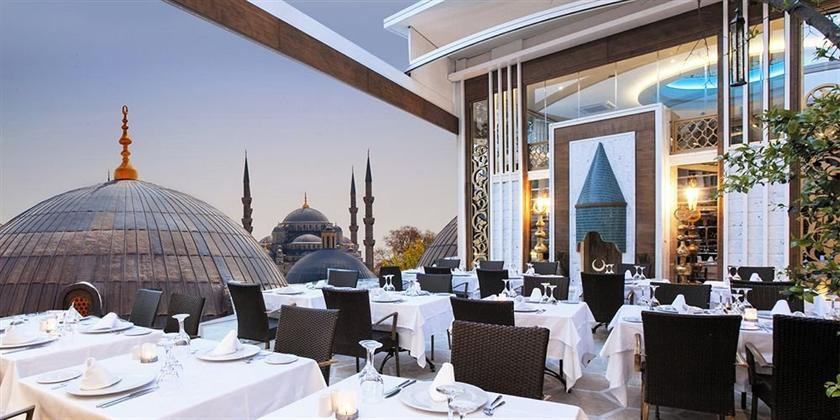 Ottoman Hotel Imperial-Special Category - dream vacation
