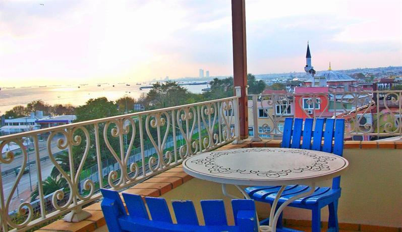 Deniz Houses Istanbul - dream vacation
