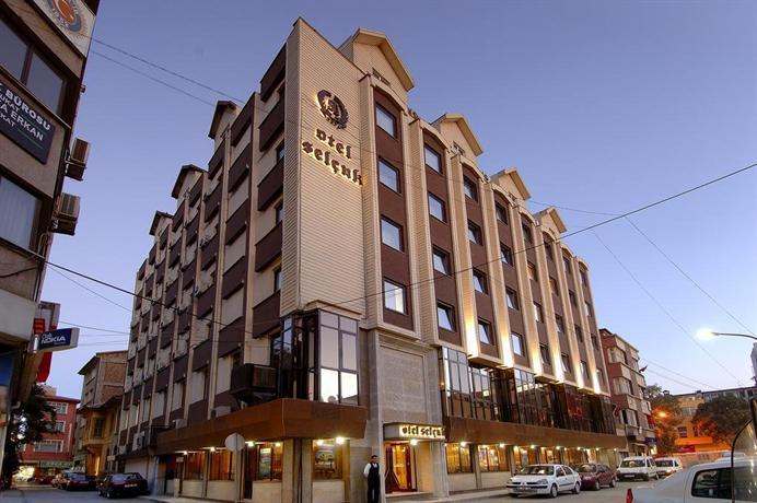 Otel Selcuk - dream vacation
