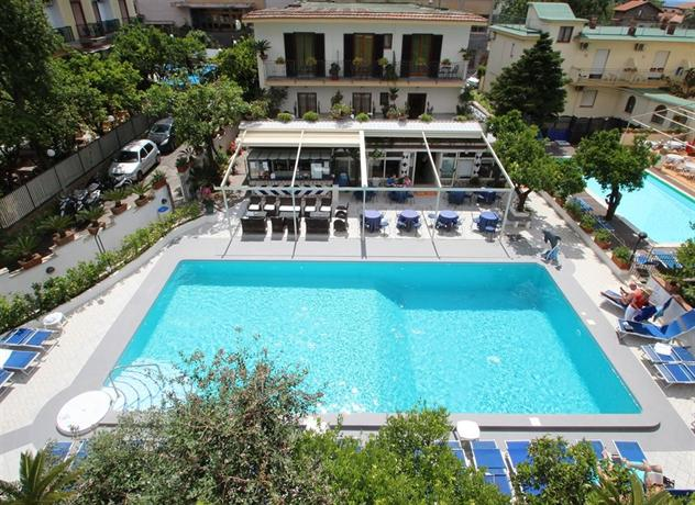 Hotel Florida Sorrento - dream vacation