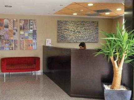 Cross Elorz Hotel Noain - dream vacation
