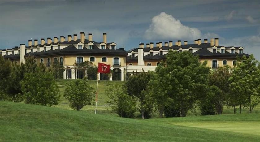 Fontecruz Avila Golf Hotel - dream vacation