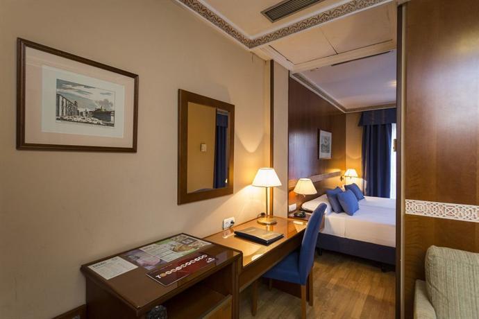 Hotel Dauro Granada - dream vacation