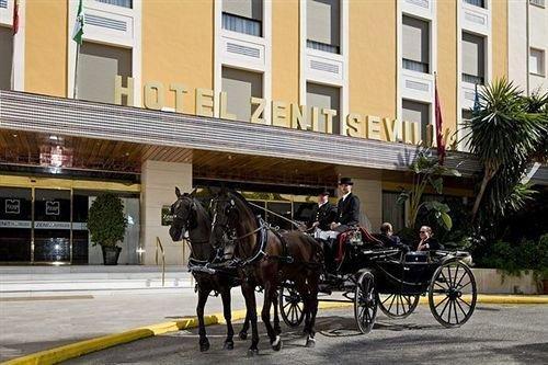 Hotel Zenit Sevilla - dream vacation