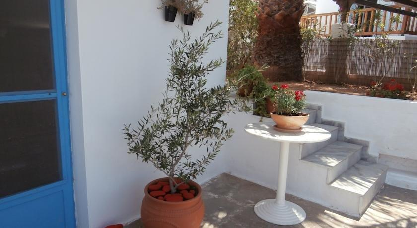 Villa Sophie Naoussa - dream vacation