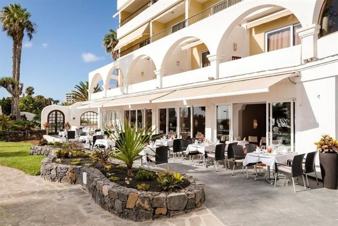 Punta Del Hidalgo Oceano Vitality Hotel Medical Spa